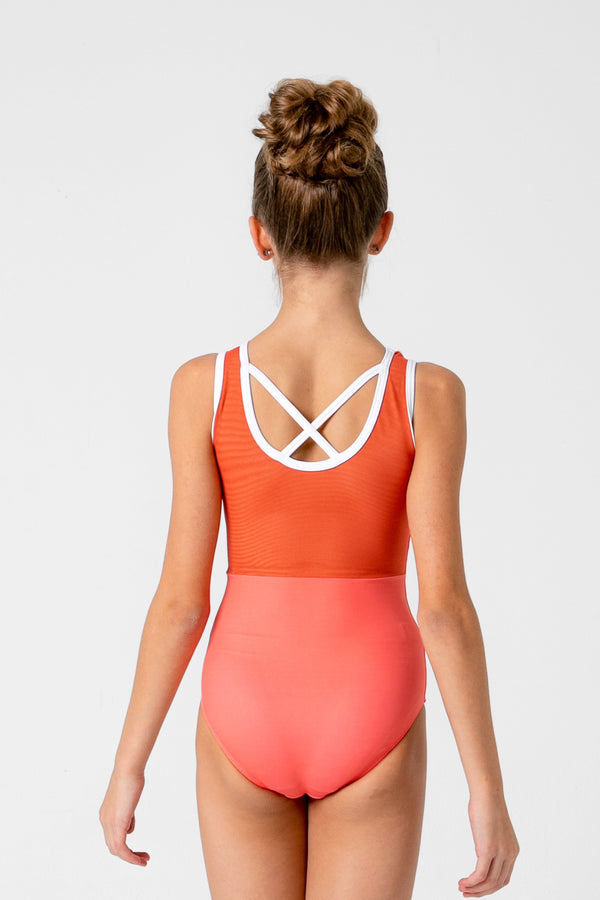 Moroccan Blush Leotard