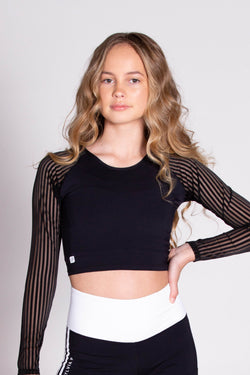 Glamourzon Cropped Top