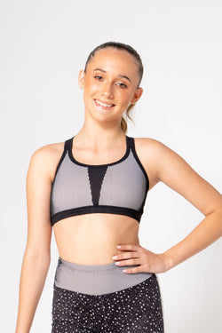 Luna Acrobatic Crop Top