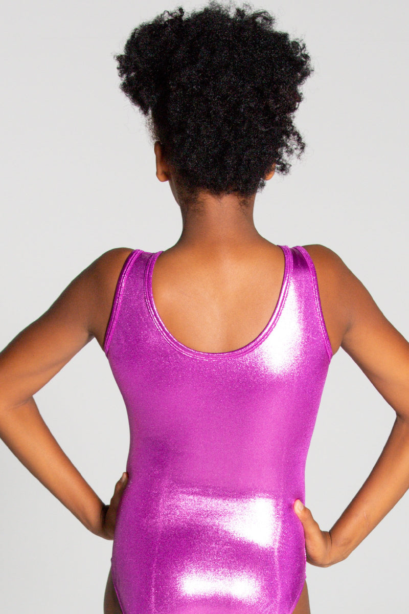 Boysenberry Mystique Leotard