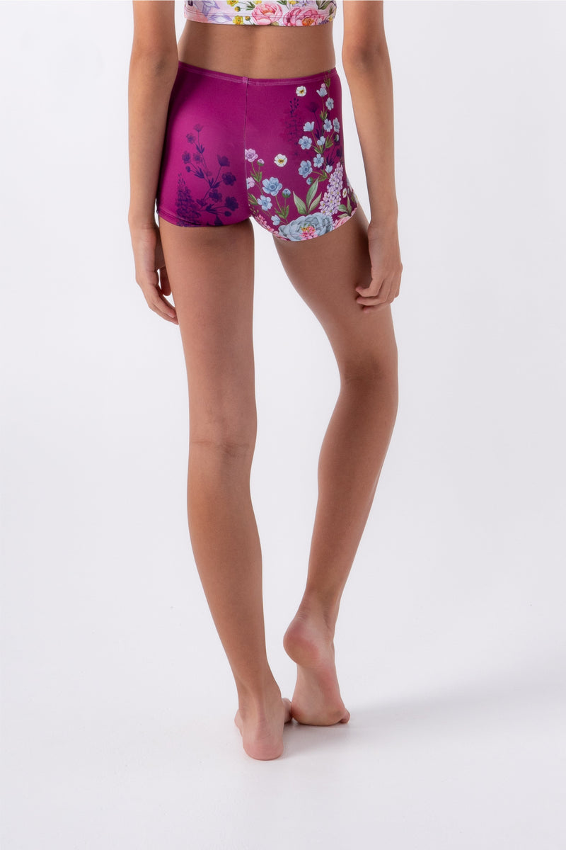 Boho Bloom Short