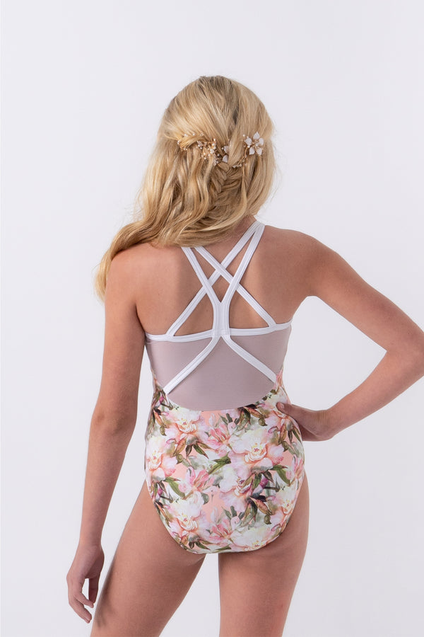 Desert Flower Leotard