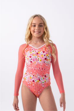 Florianna Long Sleeve Leotard