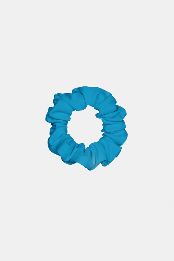 Scrunchie Aqua Mystique