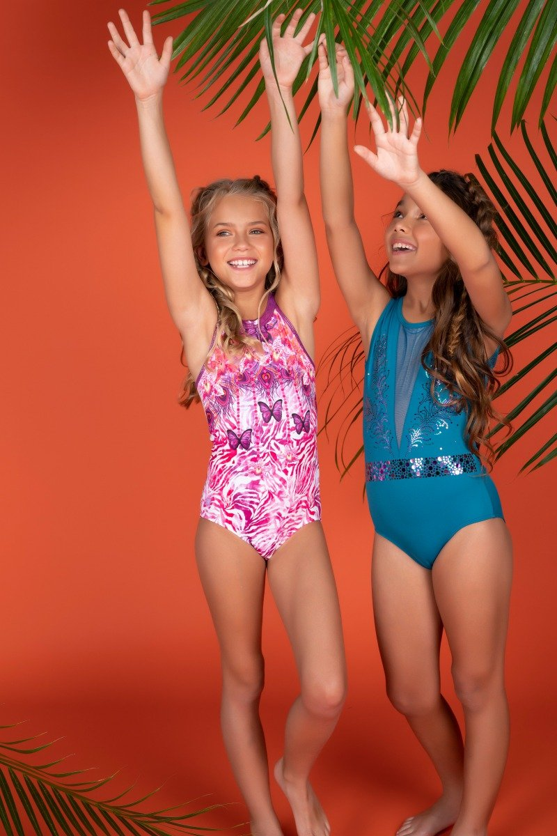 Butterfly Magic Leotard