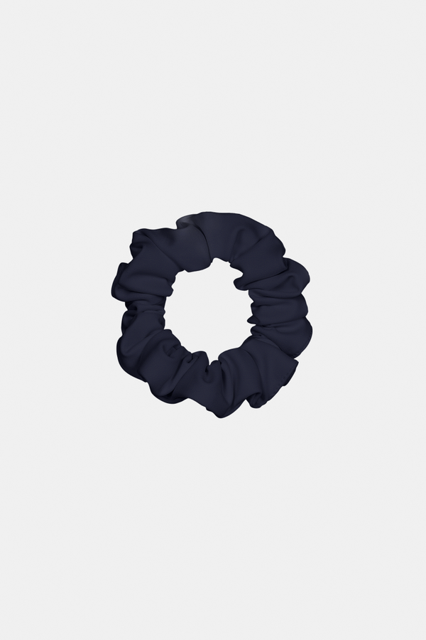 Scrunchie Navy Mystique