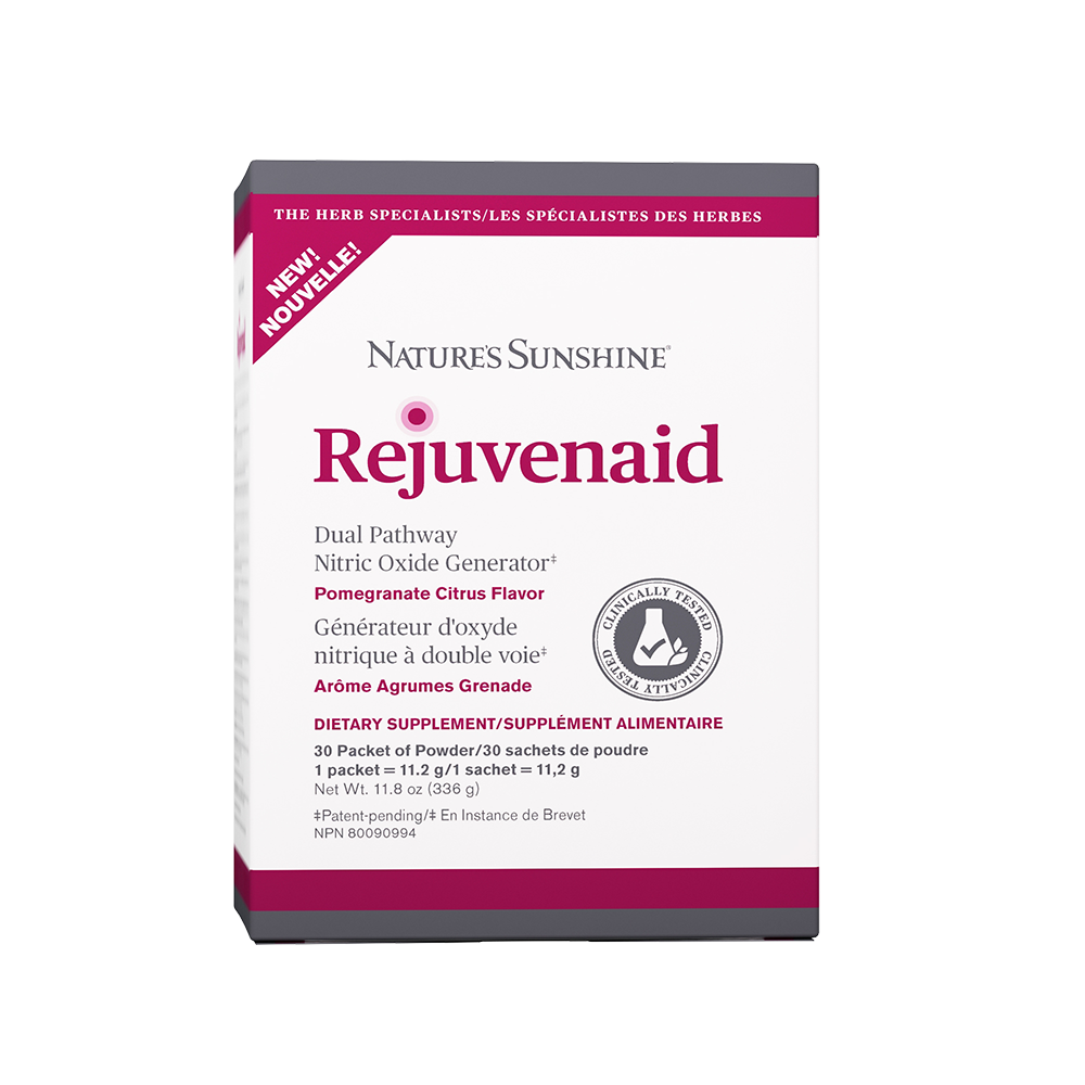 Rejuvenaid: The Nitric Oxide Generator