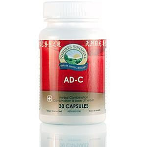 AD-C (30 caps) NEW Formula