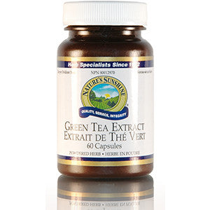 Green Tea Extract (60 capsules)