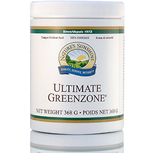 Ultimate GreenZone, 368 G, Bulk Powder