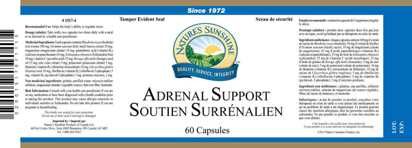 Adrenal Support (60 cap)
