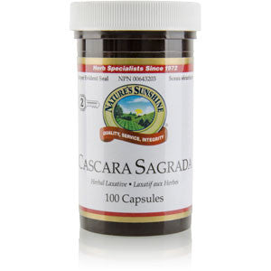 Cascara Sagrada (100 caps)
