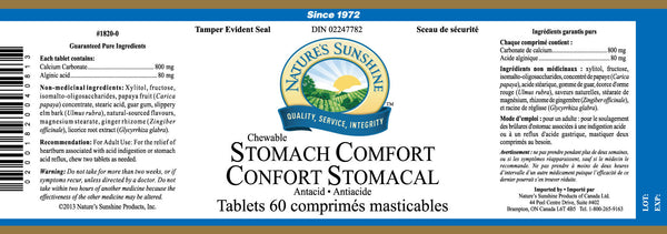 Stomach Comfort (60 tablets)