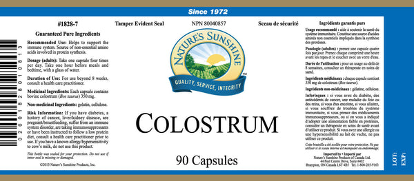 Colostrum (90 caps)