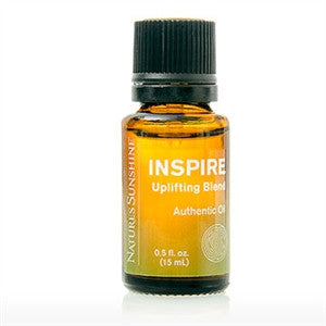 INSPIRE Uplifting Authentic Oil Blend (15 ml)