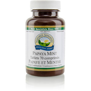 Papaya Mint (70 chewable tablets)