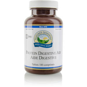 Protein Digestive Aid (180 tablets)
