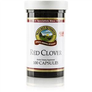 Red Clover (100 capsules)