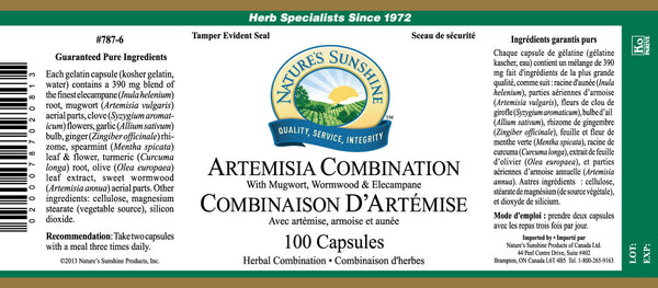 Artemisia Combination (100 caps)