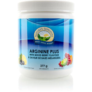 Arginine Plus Mixed Berry 377g