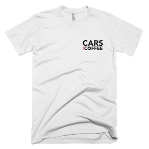 The Badge Tee - Cars and Coffee®