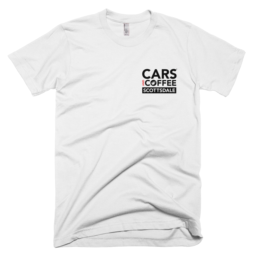 The Badge Tee - Cars and Coffee® Scottsdale