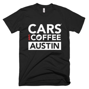 The Classic Tee - Cars and Coffee® Austin