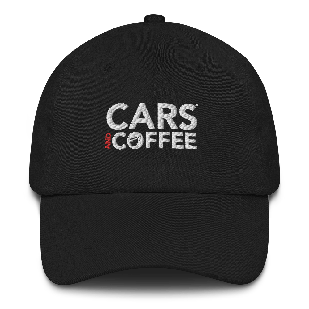 Cars and Coffee® Dad Hat