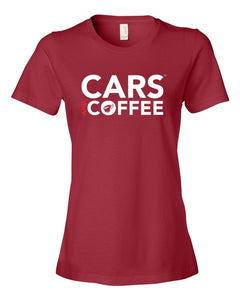 The Classic Cars and Coffee® Tee (Women)