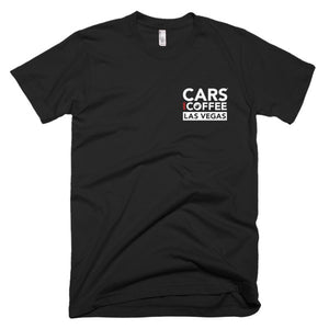 The Badge Tee - Cars and Coffee® Las Vegas