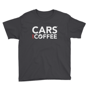 The Classic Cars and Coffee® Kids Tee
