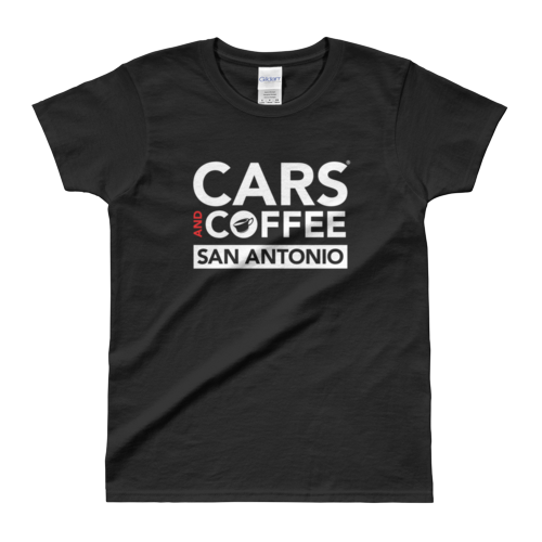 The Classic Tee (Women) – Cars and Coffee® San Antonio
