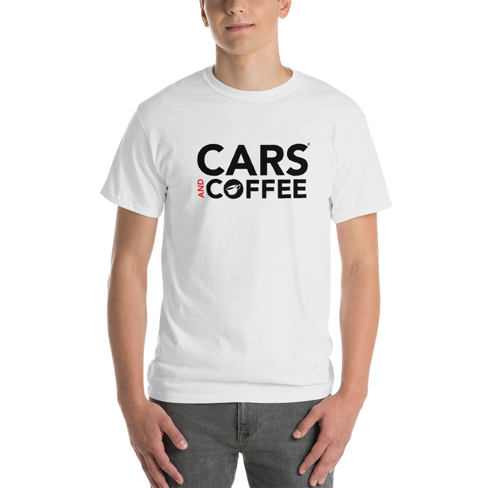 The Cars and Coffee® Garage Tee