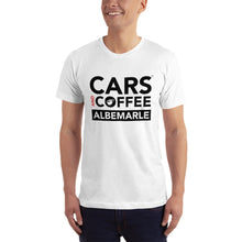 Load image into Gallery viewer, The Classic Tee – Cars and Coffee® Albemarle