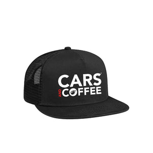 The Classic Cars and Coffee® Trucker Cap