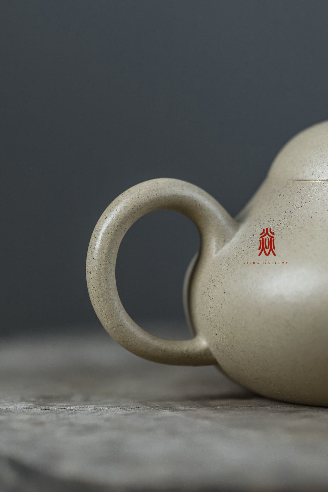 梨形 Pear 本山绿 Ben Shan Lüni 金林传砂 Jin Lin Chuan Sha 160ml - Yann Art Gallery