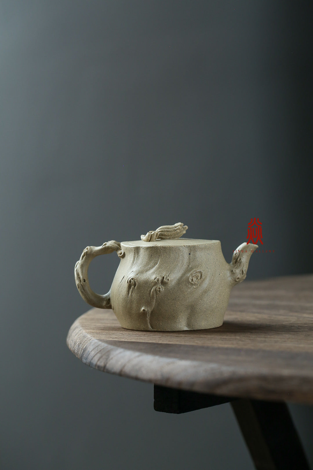佛手 Fo Shou 200ML 范志平 顶级四号井本山段泥 No.4 Mine Ben Shan Duanni - The Phans Yixing Zisha Teapot