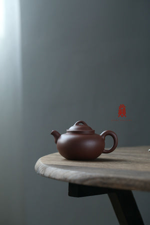 清韵 Qing Yun 130ml 4号井 底槽清 No.4 mine Di Cao Qing Zini 沈叶琴 - The Phans Yixing Zisha Teapot
