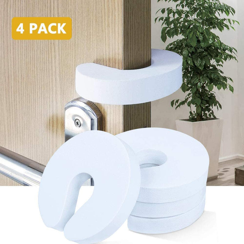 Foam Door Guard Stopper Finger Protector For Baby Kids Safety - iPro Accessories