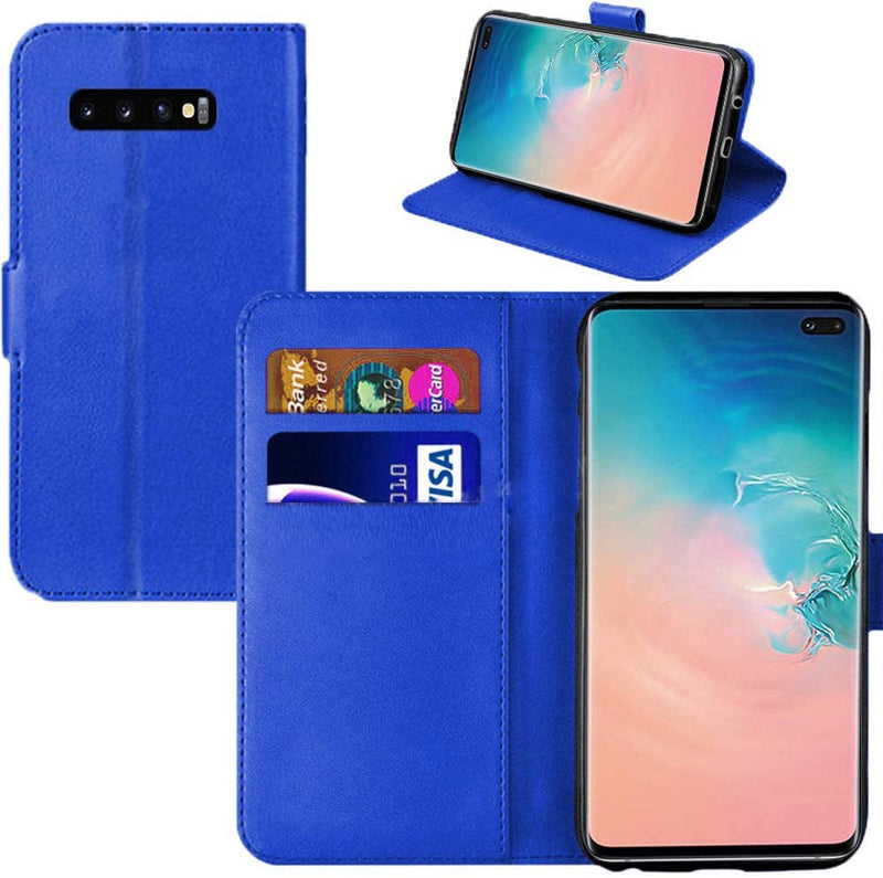 Samsung Galaxy S10/S10 Plus/S10E/S10 5G Wallet Case - iPro Accessories