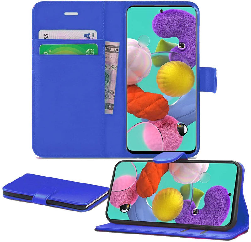 Samsung Galaxy A51/A71 Wallet Case - iPro Accessories