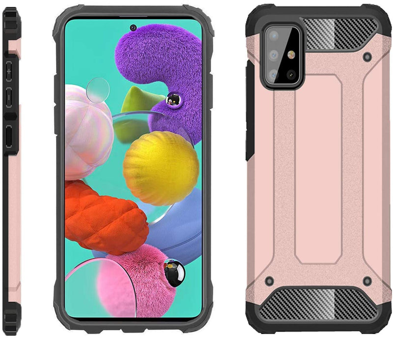 Samsung Galaxy A51/A71 Armor Case - iPro Accessories