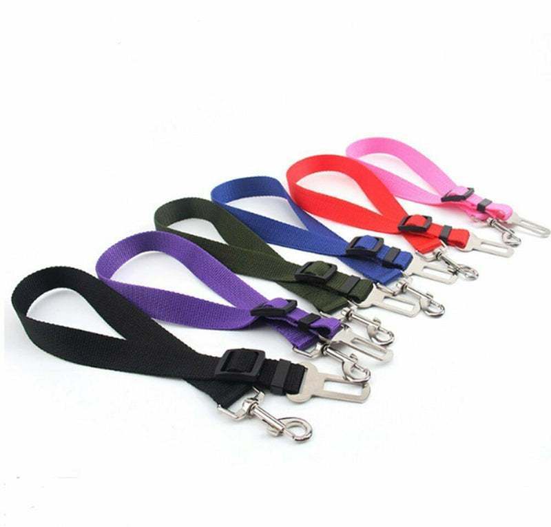 Dog Cat Pet Car Safety Seat Belt Harness - iPro Accessories