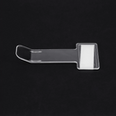 Car Vehicle Parking Ticket Permit Card Ticket Holder Clip Sticker Gadget 2pcs - iPro Accessories