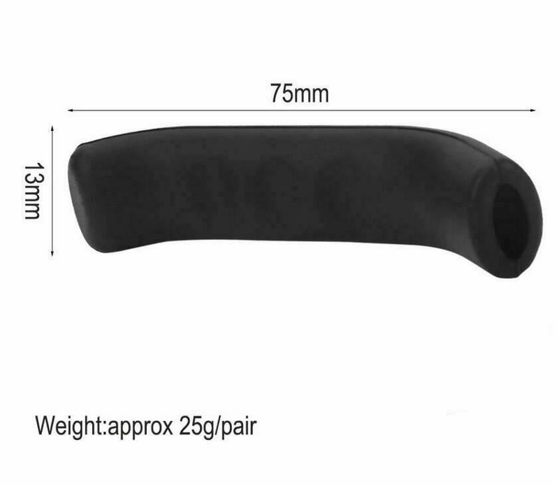Pair Of Brake Lever Grip Protector Cover For Bike - iPro Accessories