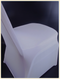 Chair Seat Cover for Dining Room Stretch Fit Spandex Decor - iPro Accessories