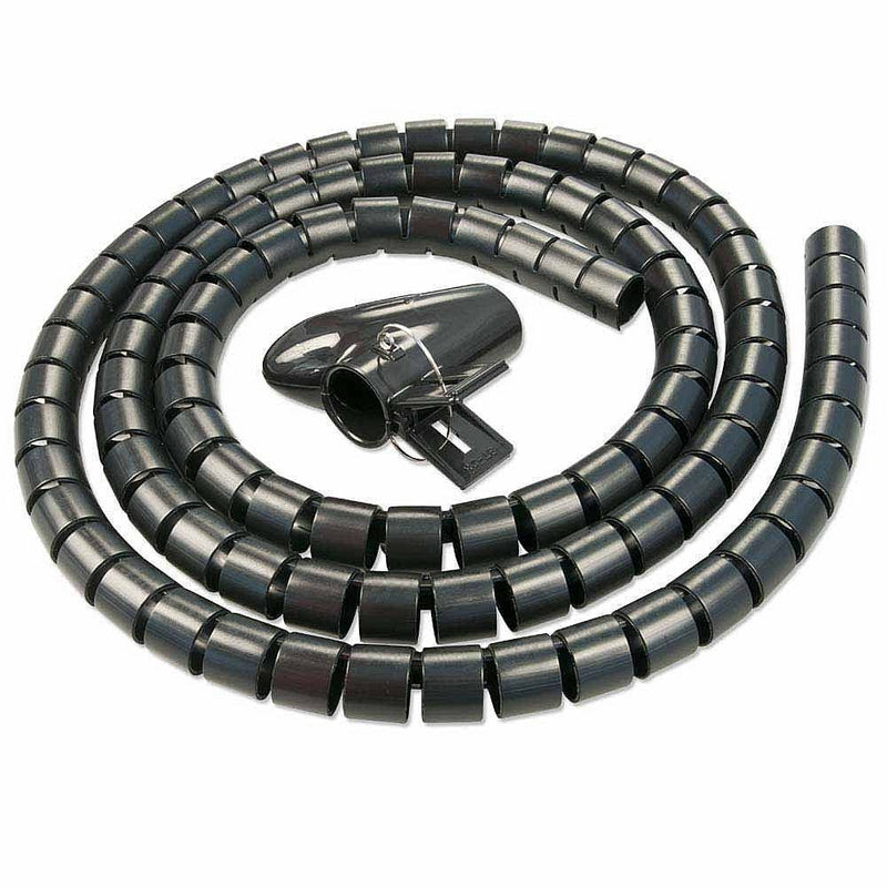 Spiral Wrap Cable Tidy Wire Organising Tool Kit Wrap - iPro Accessories