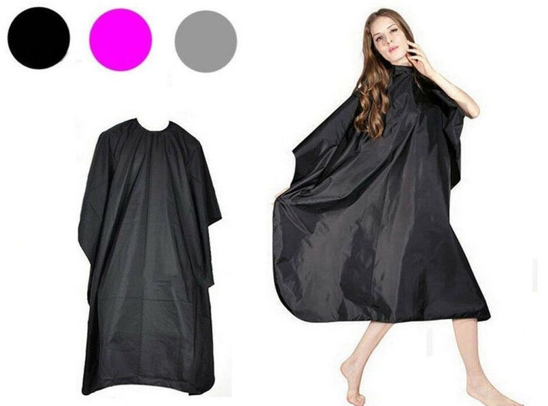 Unisex Adults Hair Salon Barbers Gown Cutting Cape Cover - iPro Accessories
