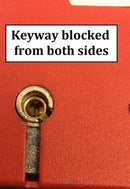 Keyhole Lock Blocker Stop Access Landlord Office Door Block Security - iPro Accessories