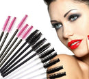Disposable Eyelash Wands Mascara Brushes Lash Extensions - iPro Accessories